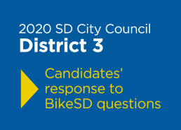 2020 SD City Council District 3 Candidate Responses