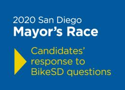2020 SD Mayor Race questionnaire responses