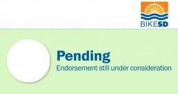 Endorsement Pending